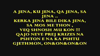 Taste 2   Na Jena  Me Tekst   Lyrics Hd