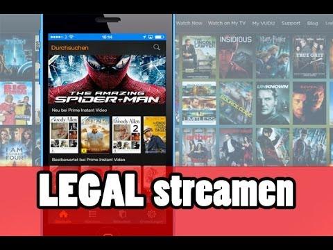Filme und Serien streamen auf Android und iOS - LEGAL und kostenlos
