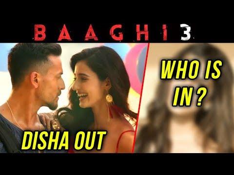 Tiger Shroff's GF Disha Patani OUT OF 'Baaghi 3' |