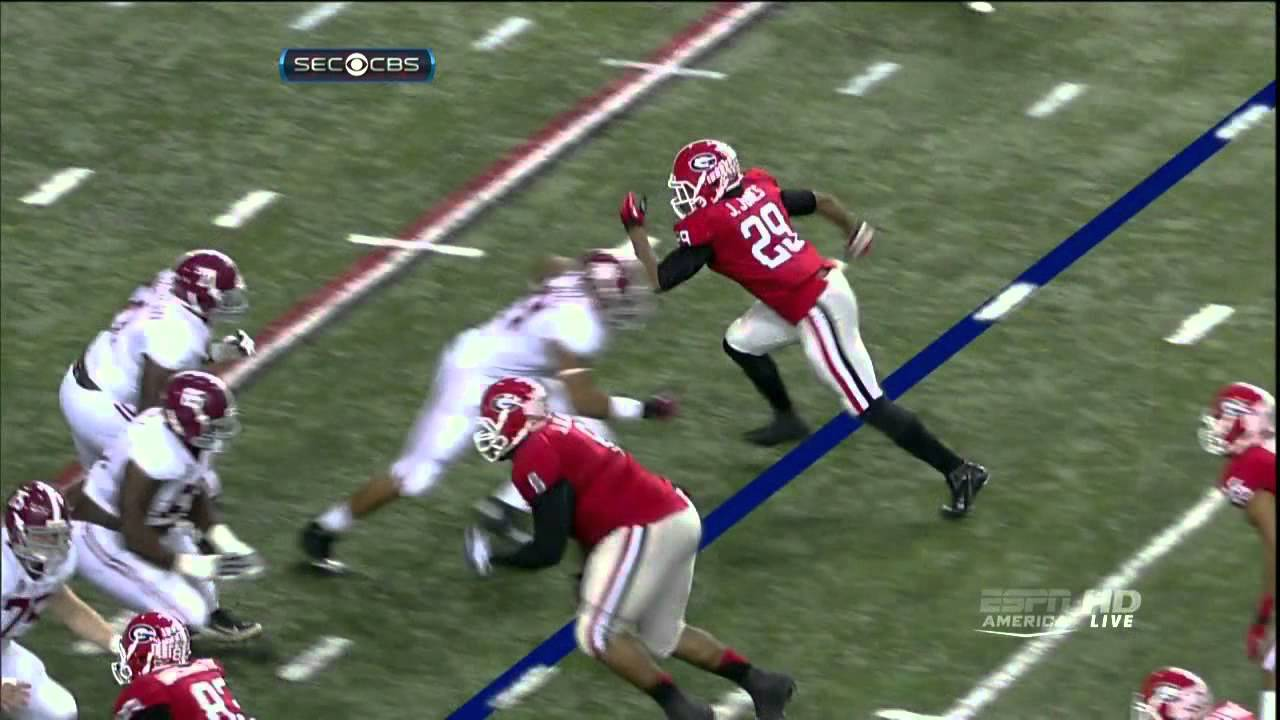Sanders Commings vs Alabama (2012)