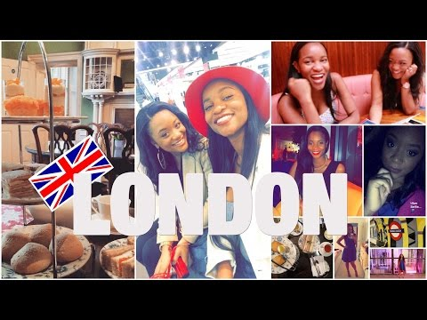 Vlog #7 - Un week-end à Londres || CeriseDaily 🍒