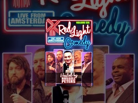 Red Light Comedy Live from Amsterdam Volume Six