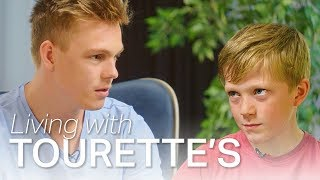 Growing Up With Tourette's Syndrome | Caspar Lee