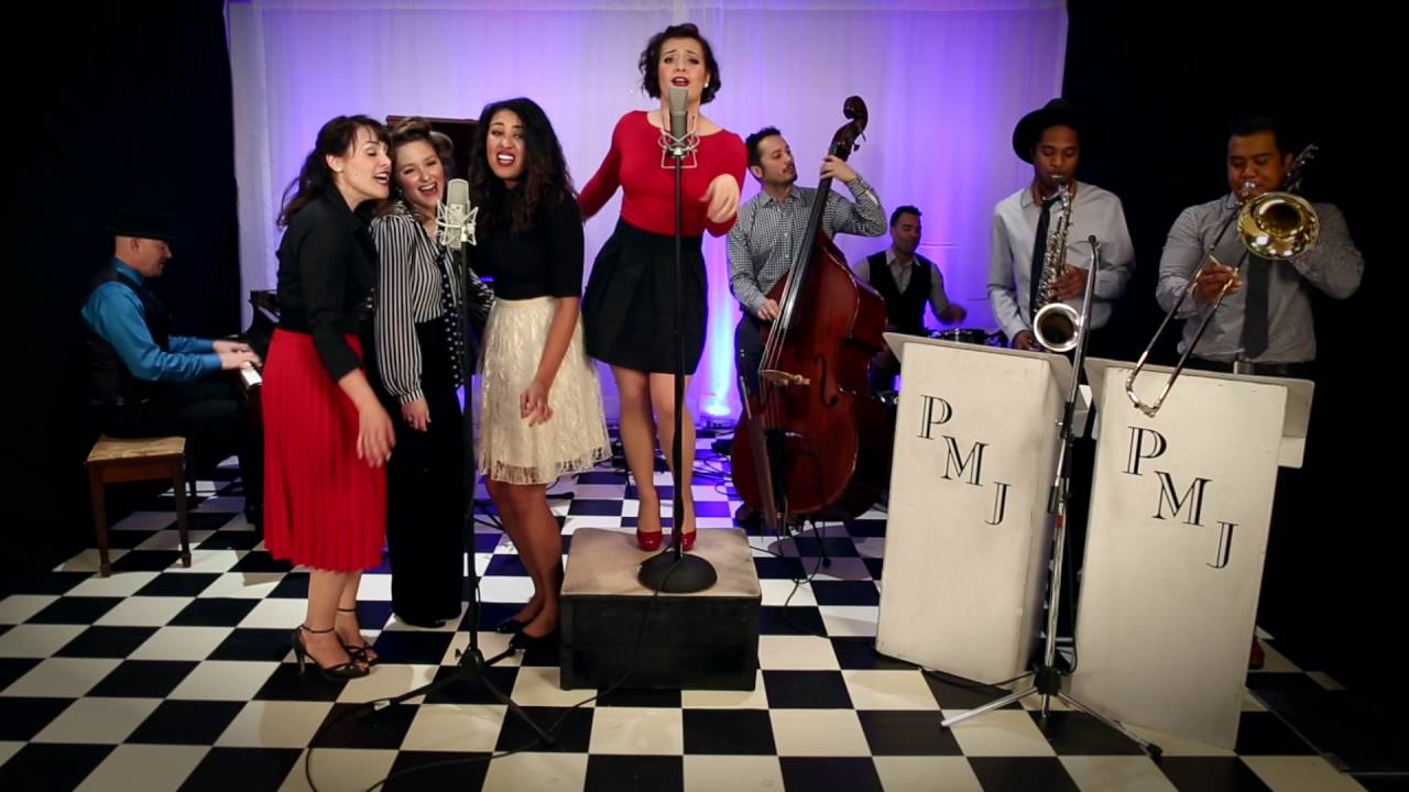 My Heart Will Go On – Postmodern Jukebox : Reboxed ft. Aubrey Logan