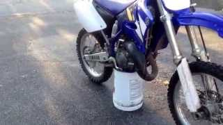 7. 2003 yz125 all stock review...