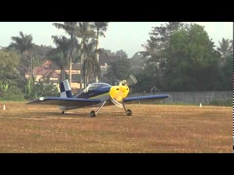 Vans Aircraft RV7 First To Fly At WIHC By Capt. Indrawanto
