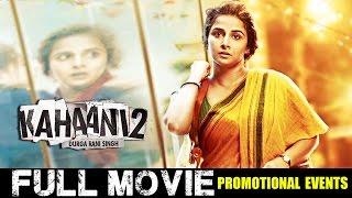 Nonton Kahaani 2 Movie 2016   Promotional Events   Vidya Balan  Arjun Rampal And Jugal Hansraj Film Subtitle Indonesia Streaming Movie Download