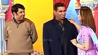 Best Of Nasir Chinyoti and Nargis New Pakistani Stage Drama Full Comedy Funny Clip | Pk Mast