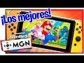 5 Mejores Juegos De Mario En Nintendo Switch Mgn
