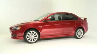 2009 Mitsubishi Lancer Sedan&Lancer Hatch (NZ) - Review