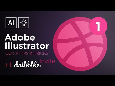 How To Draw Inside A Clipping Mask | Adobe Illustrator Quick Tips & Tricks #1