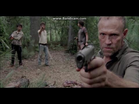 Michonne - ALL HUMAN KILLS (Seasons 3-7) (SPOILERS)