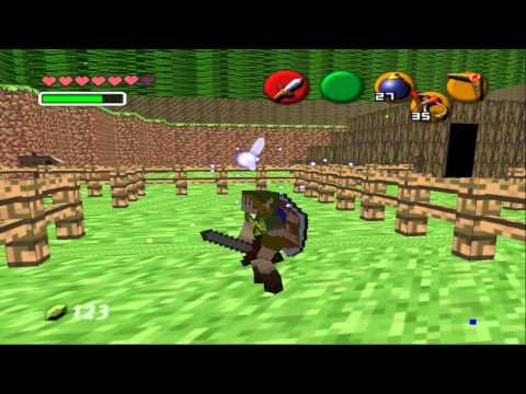 Ocarina of Time – Minecraft Hack!