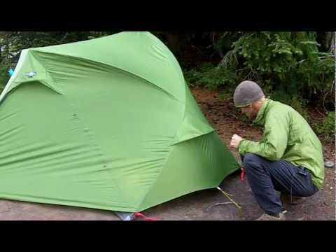 Exped Gemini II Tent Features