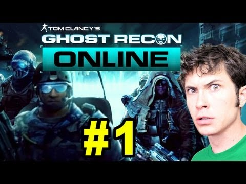 Let's Play Ghost Recon Online – Part 1
