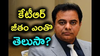 Telangana Minister KTR Salary revealed by Income Tax Officials  కేటీఆర్ జీతం ఎంతొ తెలుసా? Watch for more Telugu Film news, Movies updates, Movie Events, Latest Film Trailers, Teasers, audio releases, press meets, Pre-release Functions, Audio Reviews, Movie Reviews, Movie Release Updates, Gossips, success parties, exclusive interviews, Celebrities Private Photos Shoots , Unseen Photos and Videos, live hangouts with your favorite stars and much more.Everything will be posted first on NET i.e: Telugu movies like posters, motion posters, first looks, teasers, trailers, theatricals, promos, songs, jukeboxes, lyric videos, spoofs and scenes.Dont forget to Subscribe : https://goo.gl/KDLDspFor more updates Follow us : Watch : Youtube.com/TeluguZtv Like : facebook.com/TeluguZTVTweet : twitter.com/TeluguZTVLog on to : www.TeluguZ.comMusic Medium Rock by Audionautix is licensed under a Creative Commons Attribution license (https://creativecommons.org/licenses/by/4.0/)Artist: http://audionautix.com/