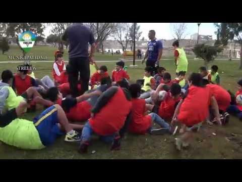 Rugby Infantil en Laguna Chiquichano