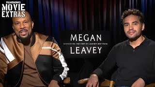 Nonton Megan Leavey  2017  Common   Ramon Rodriguez Talk About Their Experience Making The Movie Film Subtitle Indonesia Streaming Movie Download
