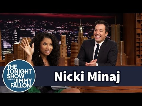 Nicki Minaj Probably Served You Red Lobster