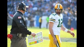 "Aaron Rodgers BLASTS Coach Mike McCarthy: ""Stupid F**king Call!"" by Obsev Sports"
