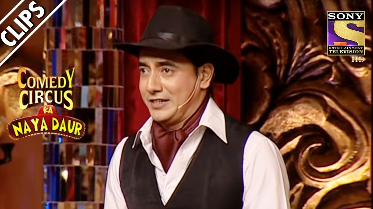 RJ Mantra, An English Man Meets The Wrong Friend  | Comedy Circus Ka Naya Daur
