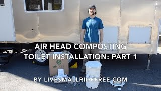 Live Small Ride Free - DIY RV Installation Part 1