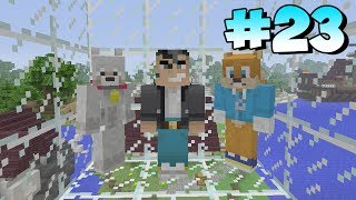 Minecraft xbox - Survival Madness Adventures - Mini Game Parkour Time [23]