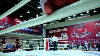 Турнир по кикбоксингу «Открытый ринг»