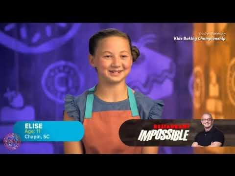 Kids Baking Championship S08E01 (Jan 06, 2019) Beyond The Fringe