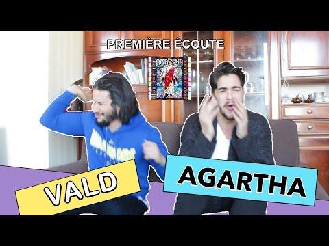PREMIERE ECOUTE - VALD - Agartha