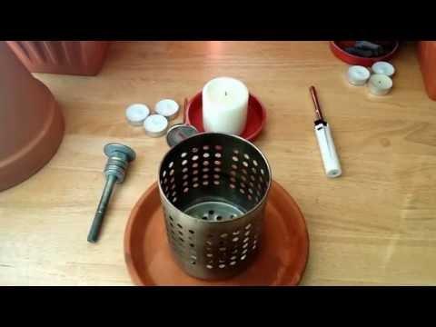 Tea Light Heater