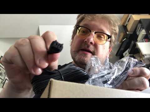 Unboxing Haarschneidemaschine Elektrorasierer Panasonic ER-GP 80