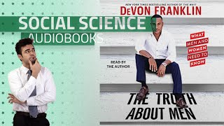 Top 10 Social Science Audiobooks 2019, Starring: The Truth About Men