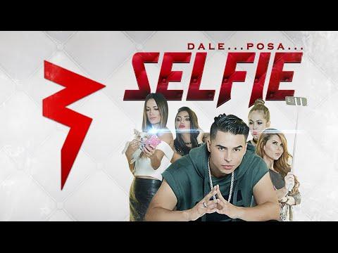 Letra Selfie Reykon el Líder
