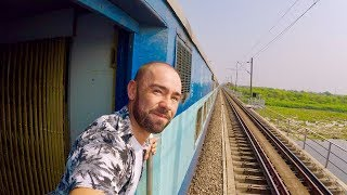 Join me on a 19 hour train journey north through Mumbai's monsoon soaked suburbs, the lush green jungles and then the arid farmlands of Rajasthan. Credit for ...