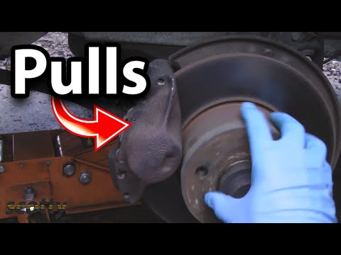 Fixing Brakes That Pull To One Side