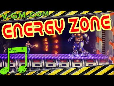Contra NES - OST Energy Zone
