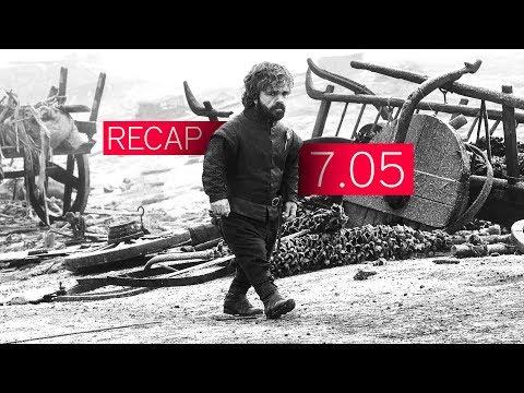 Game of Thrones: Eastwatch   Analyse & Recap   Episode 5   Staffel 7