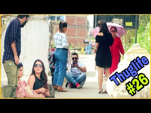 (Nepali Prank - Toilet Jau | Thuglife #26 (Prankster Aakash) - Duration: 10 minutes.)