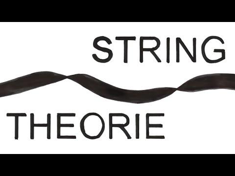 Die Stringtheorie - Unser 10 dimensionales Universum