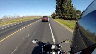 1. 2013 Honda CBR 500r Ride+Review