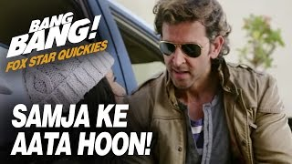 Fox Star Quickies : Bang Bang - Samja Ke Aata Hoon! Video