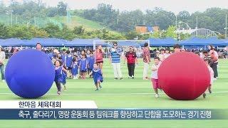 2016년 서울아산병원 한마음 체육대회 개최  미리보기