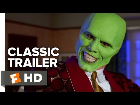 The Mask (1994) Official Trailer - Jim Carrey Movie
