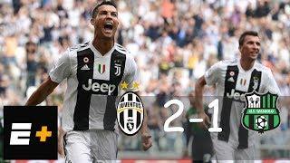 Video Cristiano Ronaldo scores first two goals − Јuvеntuѕ vs Ѕаѕѕuоlо − Hіgһlіghts 2018 (1080 HD) MP3, 3GP, MP4, WEBM, AVI, FLV September 2018