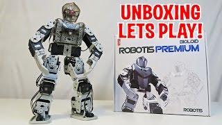 ROBOTIS PREMIUM 開箱影片
