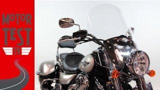 9. Kawasaki VN 1700 Classic,  bouwjaar 2011,Motor Test TV : korte video, t.b.v. Premium Motors