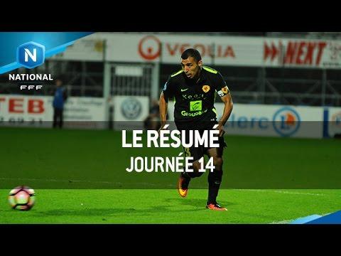 Buts 14éme jounnée ( 16-17)