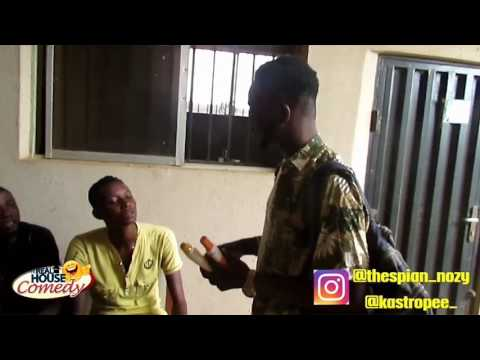 The Bleaching Cream (Real House Of Comedy) (Nigerian Comedy)