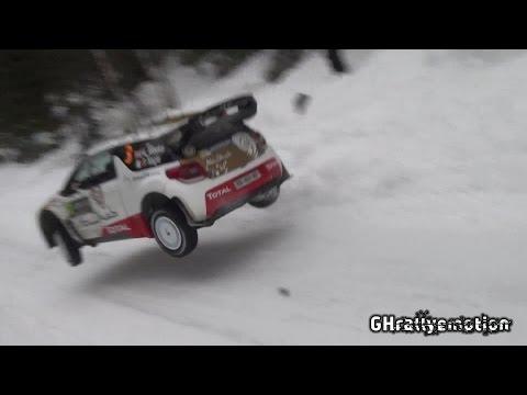 Best of: WRC Rally Sweden 2015 - GHrallyemotion